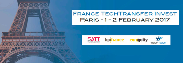 Discover the 12 winners of the French Tech Transfer Invest 2017