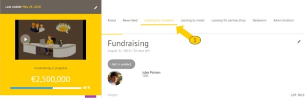 Bring forward your fundraising