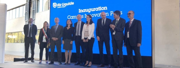 The accelerator of start-ups, By Air Liquide