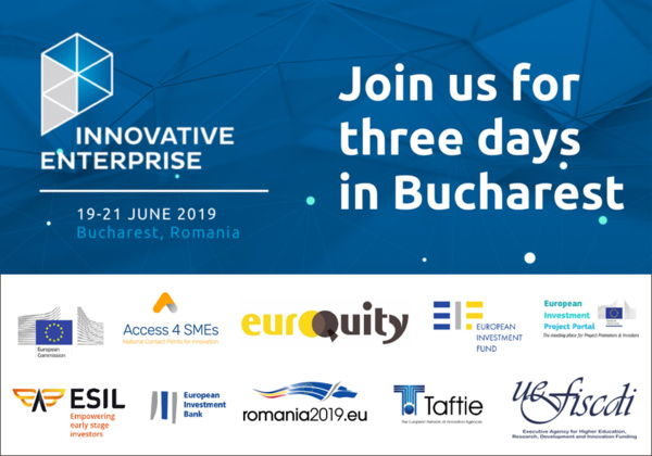 The most promising European companies raising capital - from 0.3 to 20 M€ | Bucharest June 20th