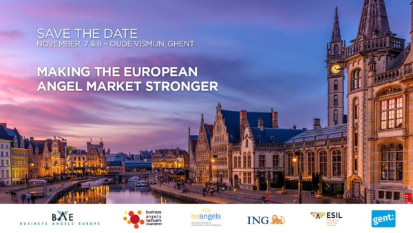 The International Business Angels Congress on 7 and 8 November 2019