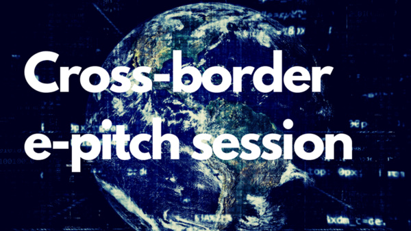 Join the ESIL cross-border e-pitch session on July 11th at 5:00 pm