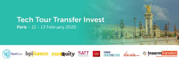 The Tech Tour Transfert Invest is back in Paris on February 12th and 13th, 2020