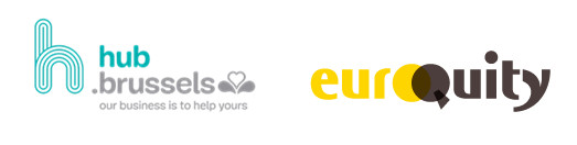 Join the next EuroQuity Belgian E-Pitching session on May 25th at 4:00 pm CEST - Hub Brussels selection