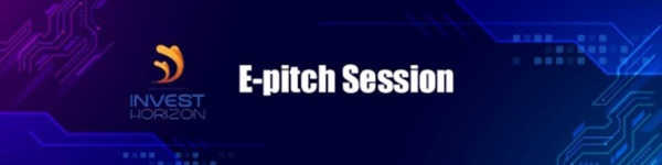 Join the InvestHorizon e-pitch Session on May the 27th at 5:00pm organized by our partner Bwcon