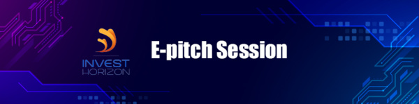 Join the InvestHorizon e-pitch Session on October the 19th at 5:00pm