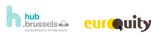 Join the next hub.brussels E-Pitching session on November 9th at 4:00 PM CET