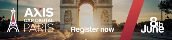 Register now for Axis Cap Digital Paris 2017