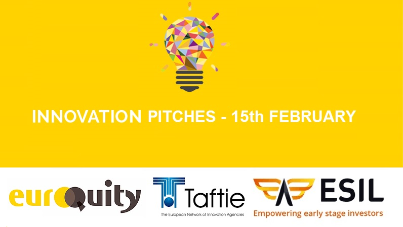 Innovation agencies introducing companies looking for investors !
