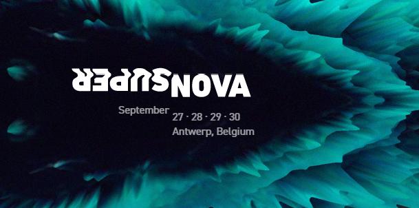 SuperNova event: 27 to 30th September, Belgium.