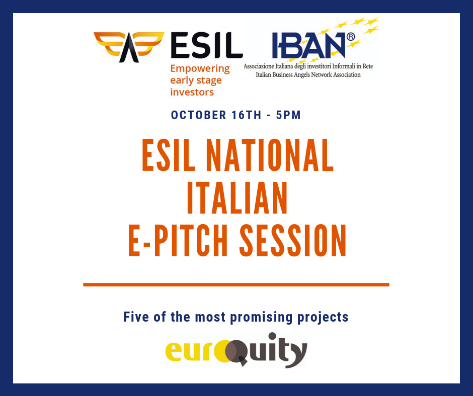 First ESIL IBAN Association e-Pitch session