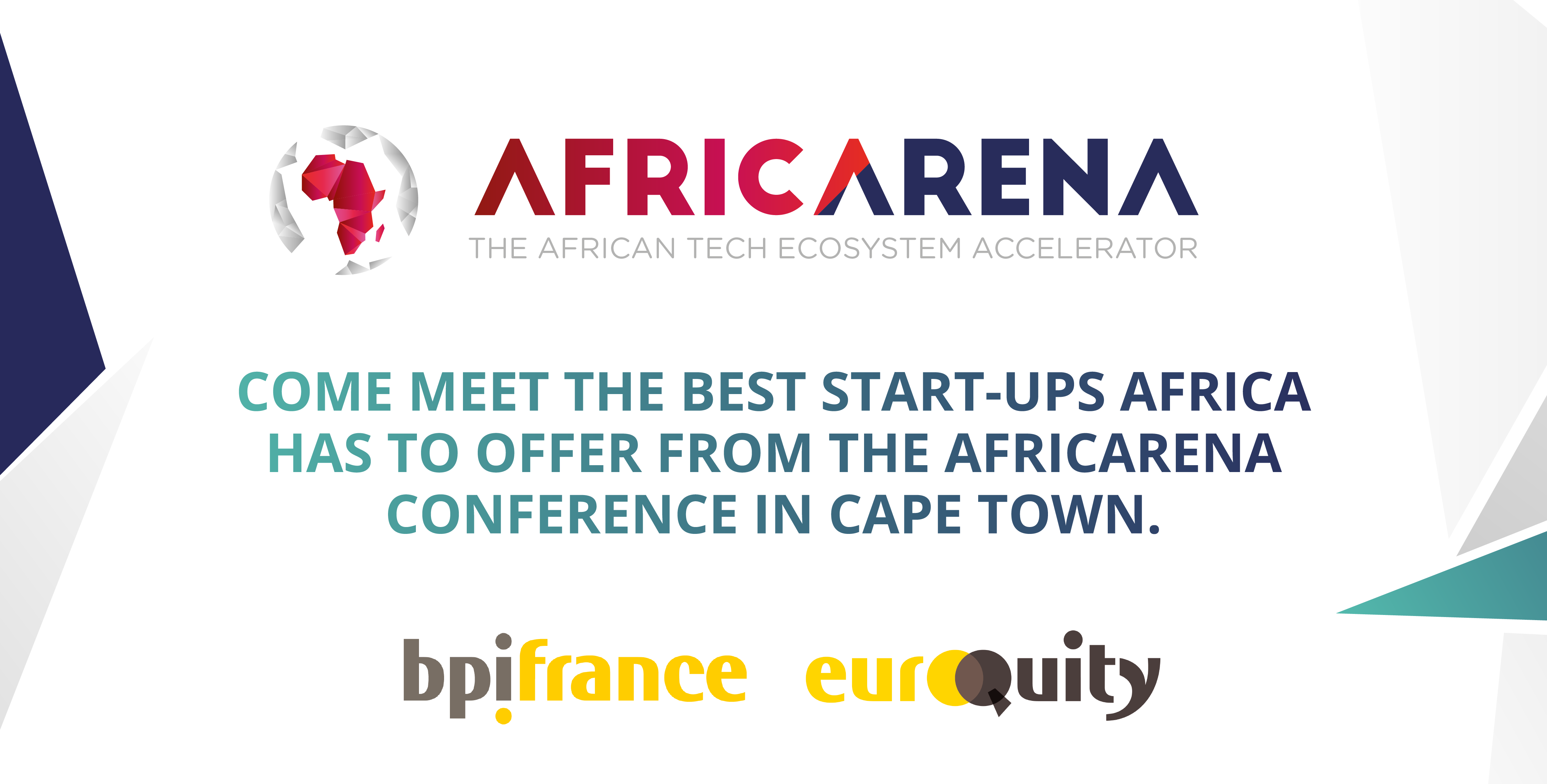 AfricArena replays : discover the best African startups !