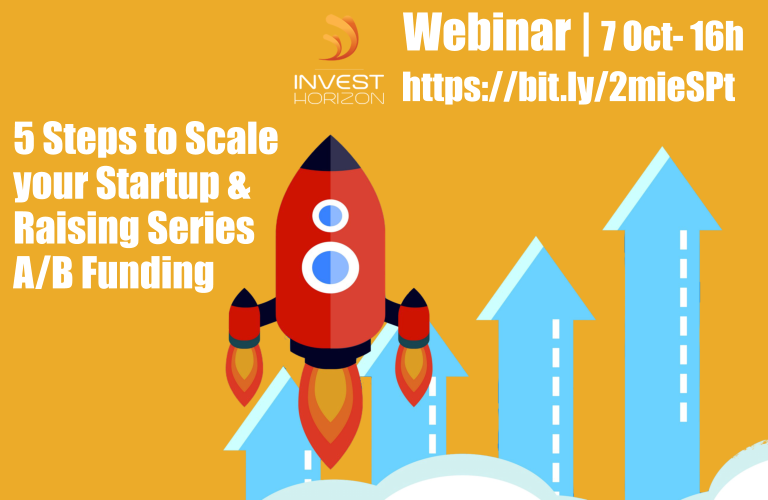 5 steps to scale your start-up and raising series A/B funding