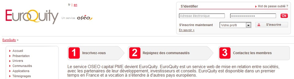 EuroQuity, go live the 22nd of May!