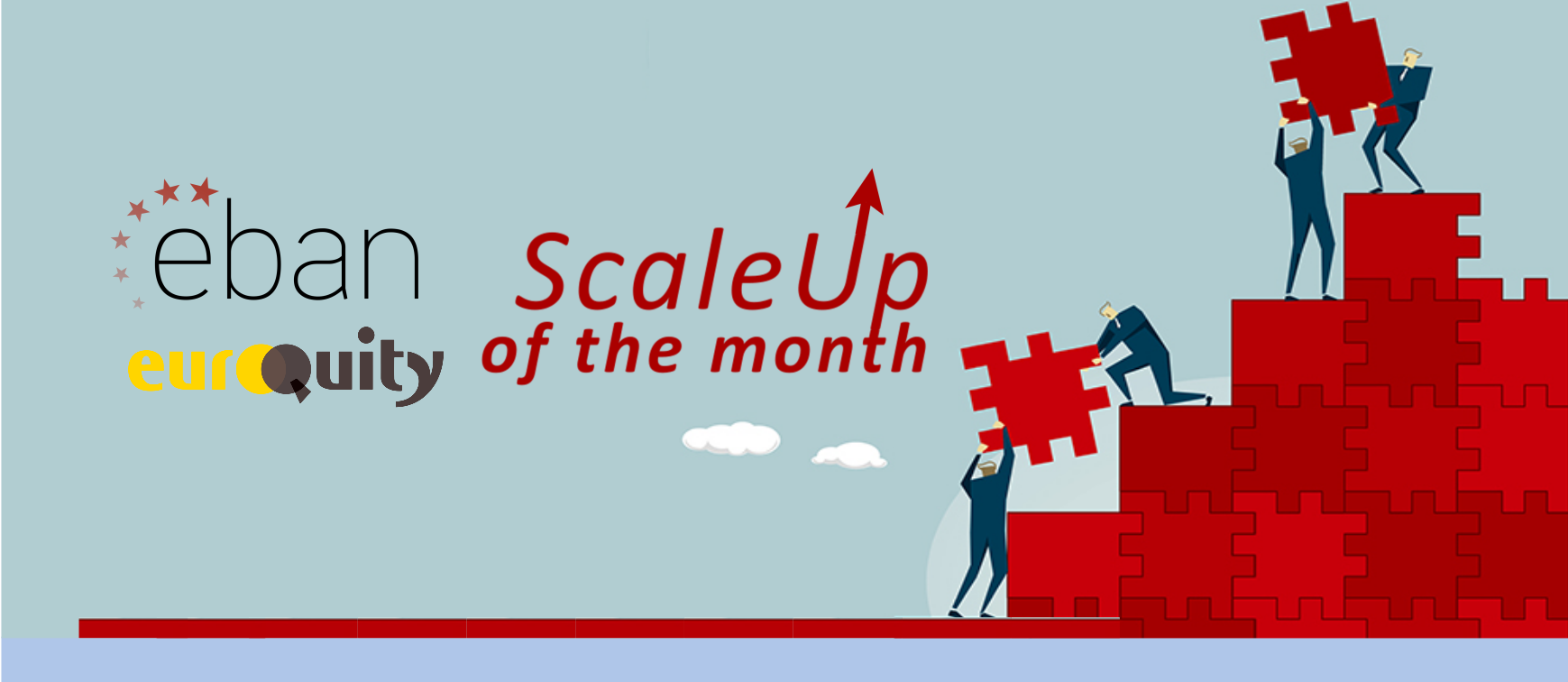 EBAN and EuroQuity join forces for the Scale up of the Month Webinar series - 18 May at 12:00 pm CEST