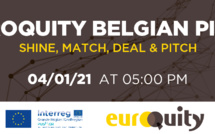 Join the next EuroQuity Belgian E-Pitching session on April 1st at 5:00 PM CEST