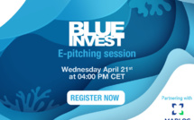 Join us for the 7th edition of the BlueInvest e-pitch session on April 21st at 04:00 PM CET