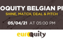 Join the next Belgian E-Pitching session on May 4th at 5:00 PM CEST