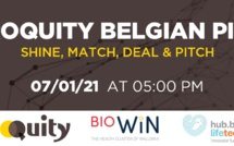 Join the next Belgian E-Pitching session on July 1st at 05:00 PM CEST