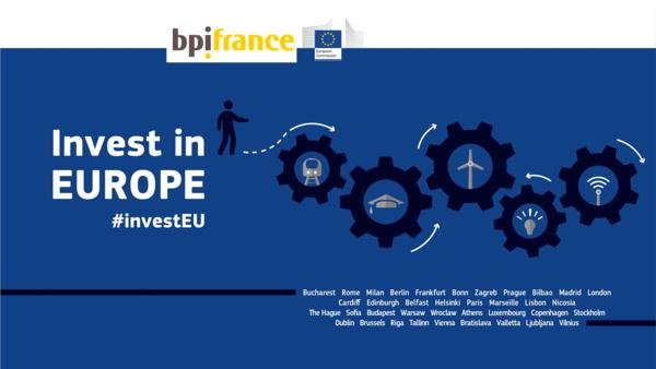 Bpifrance et la Commission européenne signent un accord de coopération pour leurs plateformes de mises en relation