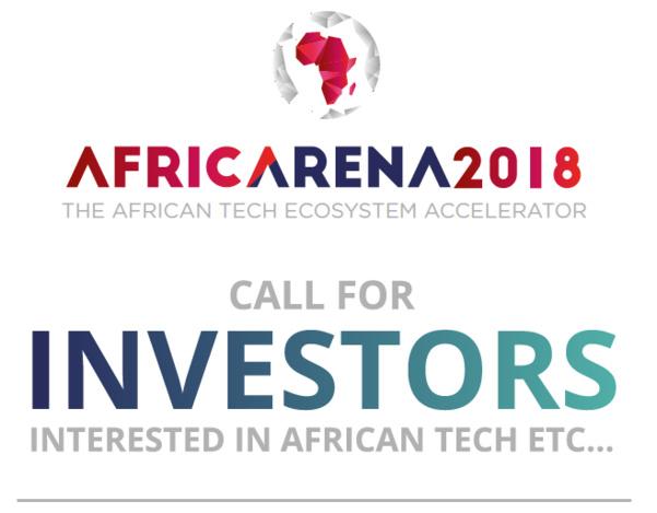 AfricArena Roadshow : Investissez en Afrique !