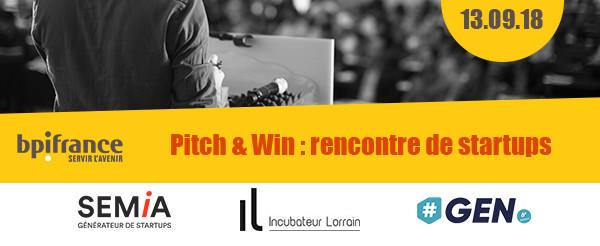 Venez à la rencontre des startups Numérique/IoT Grand-Est en phase de levée de fonds sélectionnées et coachées pour pitcher !