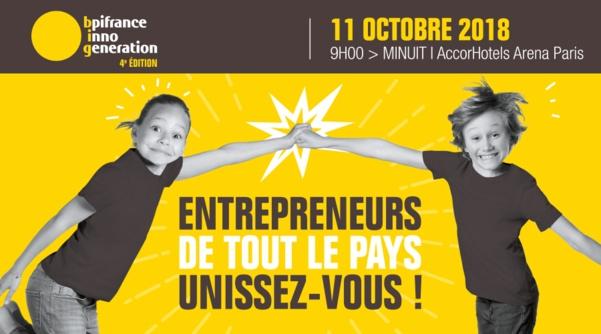 EuroQuity vous dévoile son programme pour la 4ème édition de Bpifrance Inno Génération 4