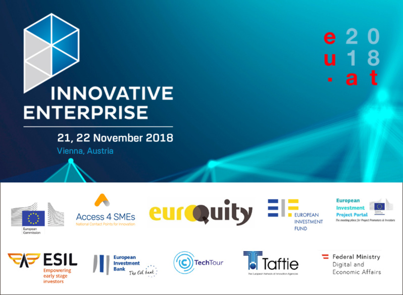 Les meilleures sociétés européennes en levée de fonds - de 0.5 à 5 M€ | Vienne 22 novembre
