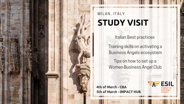Voulez-vous en savoir plus sur l'écosystème des Business Angels en Italie ?
