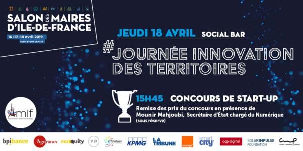 Modalités du concours de l'Association des Maires d'Ile-de-France 2019