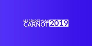 Les rendez-vous Carnot 2019 : L'évènement de la Deeptech !