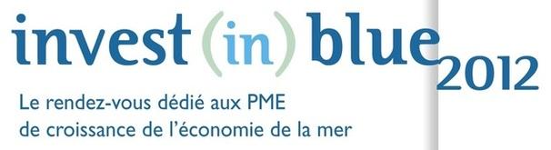 Invest in Blue : les premières rencontres de l'innovation maritime