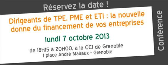 Dirigeants de TPE, PME et ETI : la nouvelle donne du financement de vos entreprises !