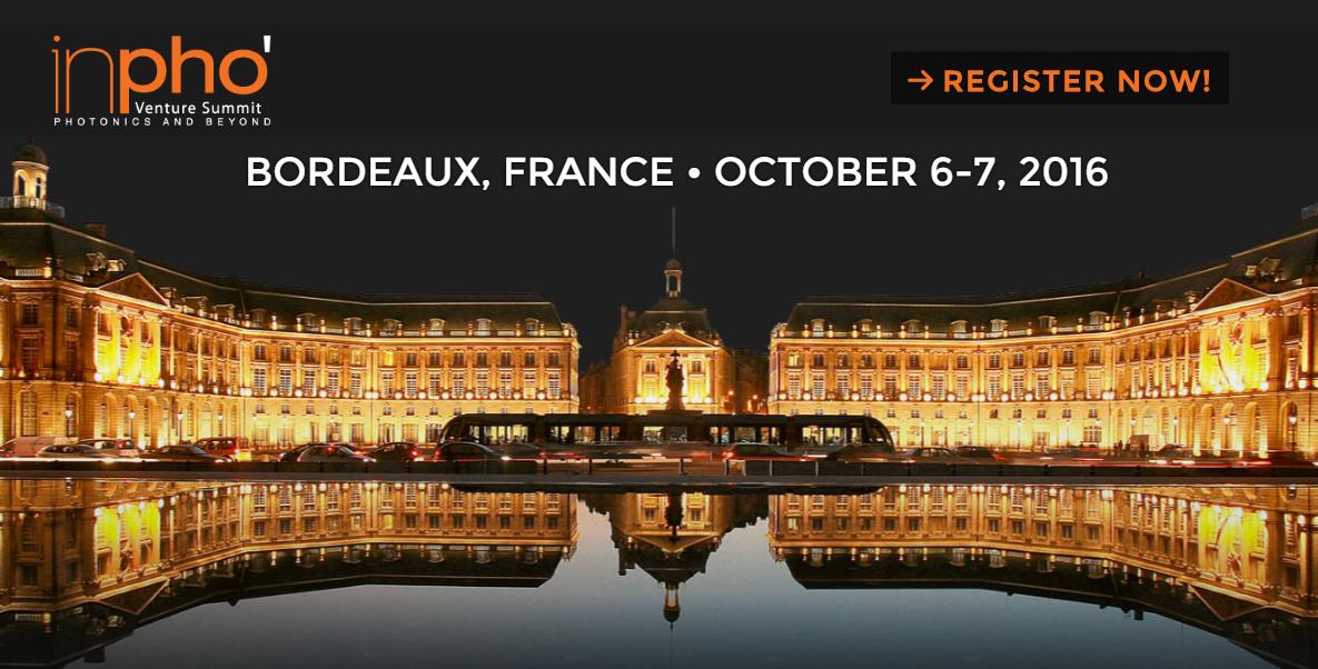 Internet des Objets, mobilité, big-data, santé ou smart-grid, participez au INPHO® Venture Summit de Bordeaux