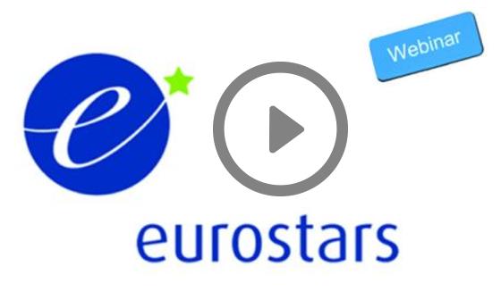 Retrouver webinaire : EUROSTARS, le programme des PME innovantes tournées vers l'international