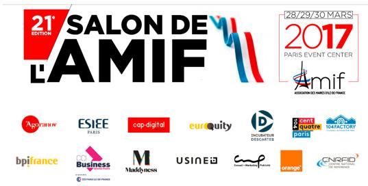 Les lauréats du salon des maires d'Ile-de-France 2017 sont ...