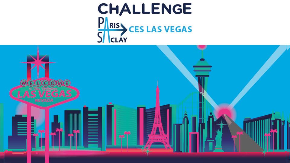 Appel à candidatures | Challenge Paris-Saclay CES Las Vegas 2018