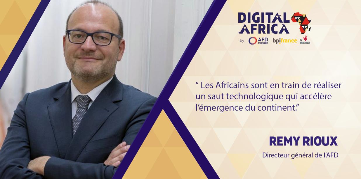 Lancement de la nouvelle édition de Digital Africa