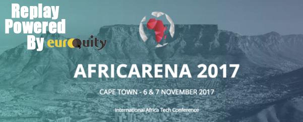 Revivez le webinair : Afrique Arena 2017