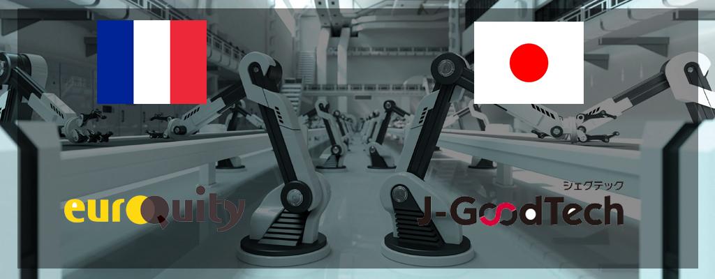 Industrie 4.0, découvrez comment entrer en contact avec votre futur partenaire Japonais.
