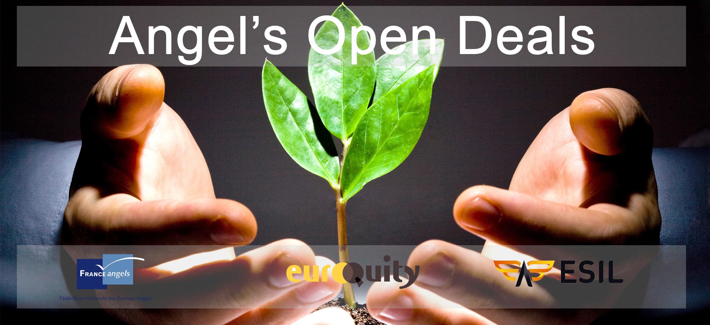 Découvrez les Angel's Open Deals