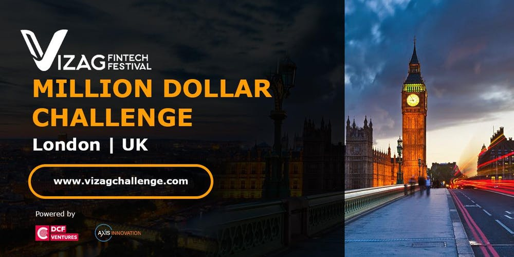 Startups, participez au Vizag Million Dollar Tech Challenge, et pénétrez le marché Indien avec un 1 million de dollars !