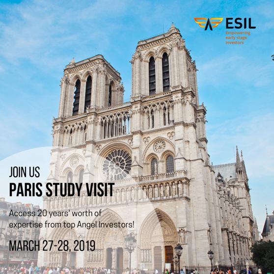 ESIL Study Visit : Embarquez pour une visite guidée au cœur de la « startup nation » !