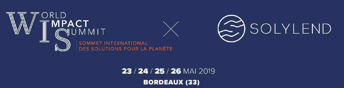 Participez au World Impact Summit, du 23 au 26 Mai à Bordeaux !