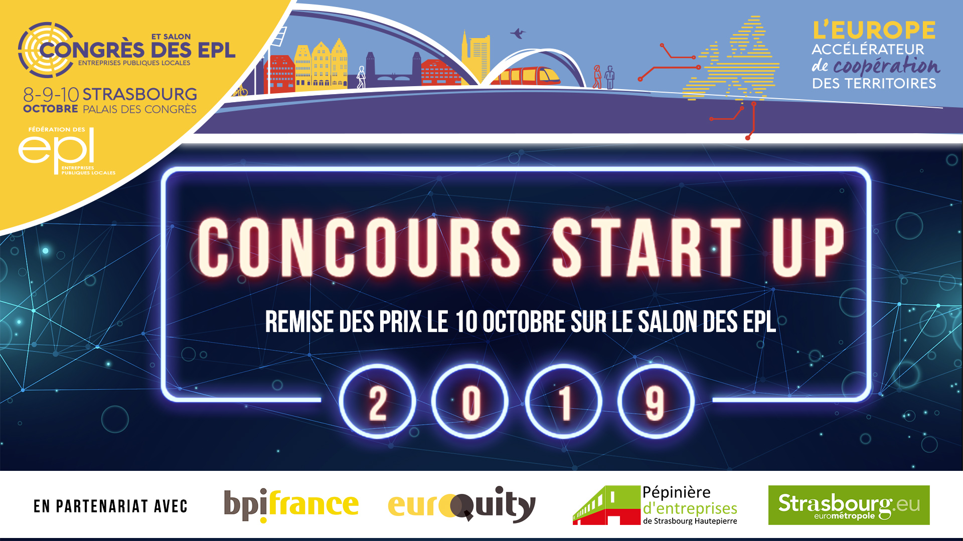 Attirez l'attention sur votre business en vous inscrivant au concours des start-up innovantes à Strasbourg !