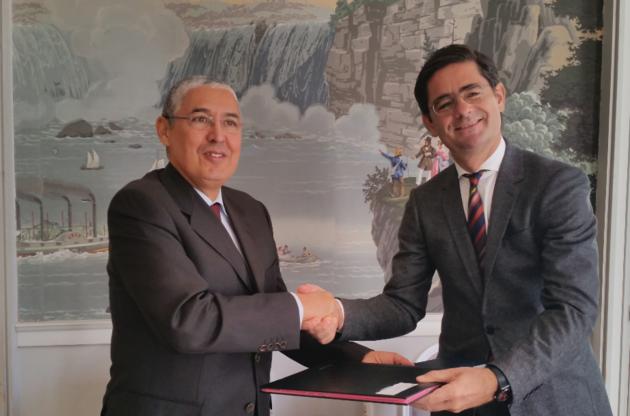 Signature d'un accord de coopération entre Attijariwafa Bank et Bpifrance pour la création d'une communauté Attijariwafa Bank dans EuroQuity