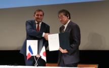 Bpifrance et l'institution japonaise SMRJ signent un accord de coopération France-Japon