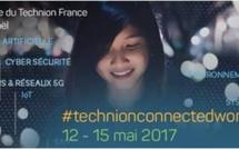 12 édition de la Mission Annuelle TECHNION France. Participez au rendez-vous sur les thèmes des Enjeux Connectés