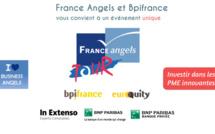 Découvrez les dates du France Angels Tour 2017
