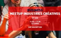 BUSINESS MEETUP INDUSTRIES CRÉATIVES